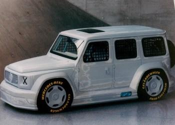 Virgil Abloh x Mercedes-Benz Class G la collab enfin dévoilé