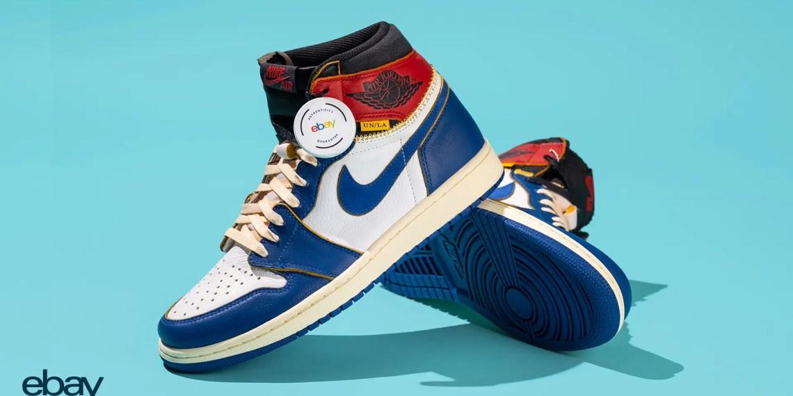 eBay va proposer un service d'authentification de sneakers