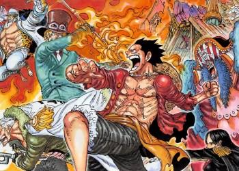 One Piece épisode 945 streaming