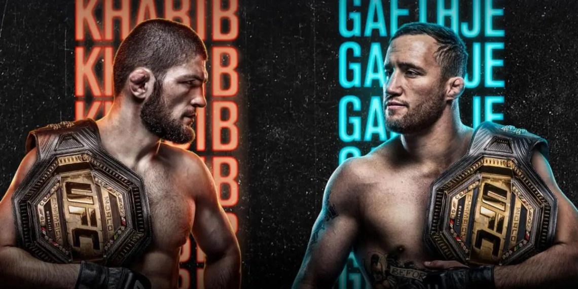 Regarder UFC 254 : Khabib vs Gaethje en live streaming