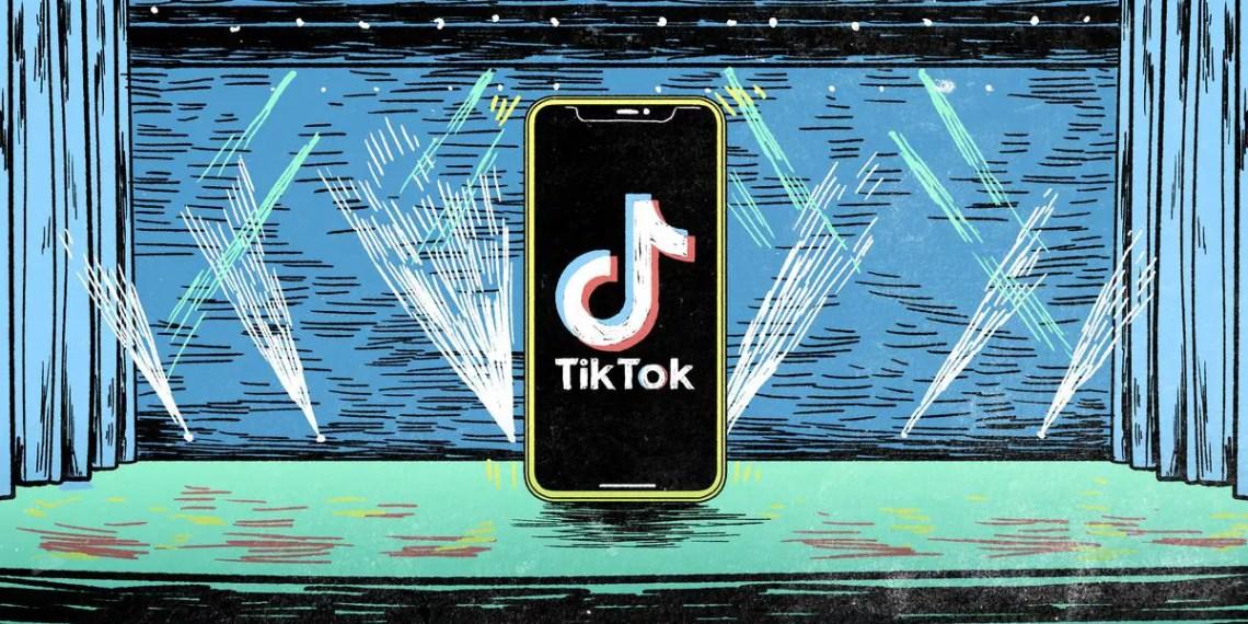 TikTok annonce un partenariat avec des artistes