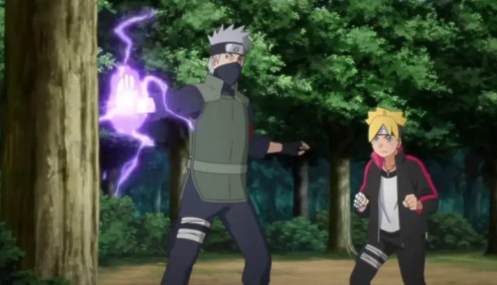Boruto : Naruto Next Generations épisode 169 - Streaming