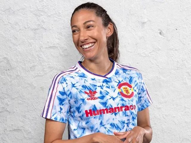 Pharrell réimagine cinq maillots de football adidas légendaires