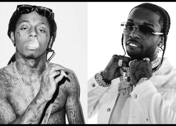 "Lil Wayne x Pop Smoke : ""Iced Out Audemars"" remix snippet"