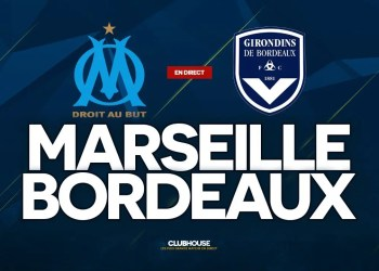 Regarder Marseille vs Bordeaux en live streaming gratuit