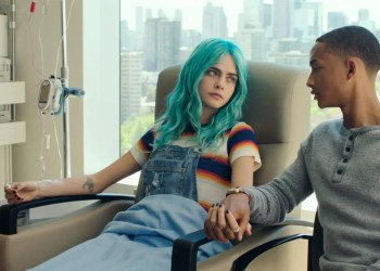 """Jaden Smith donne tout pour Cara Delevingne dans """"Life in a Year"""""""