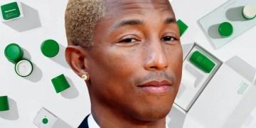 """Pharrell lance la ligne de soins de la peau """"Humanrace"""""""
