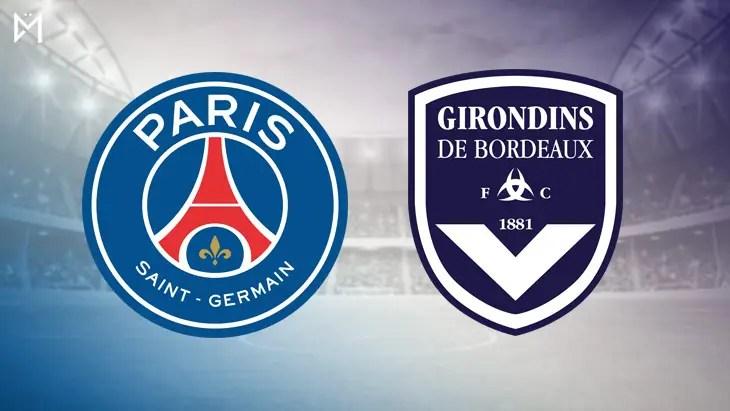 Regarder PSG contre Bordeaux en live streaming