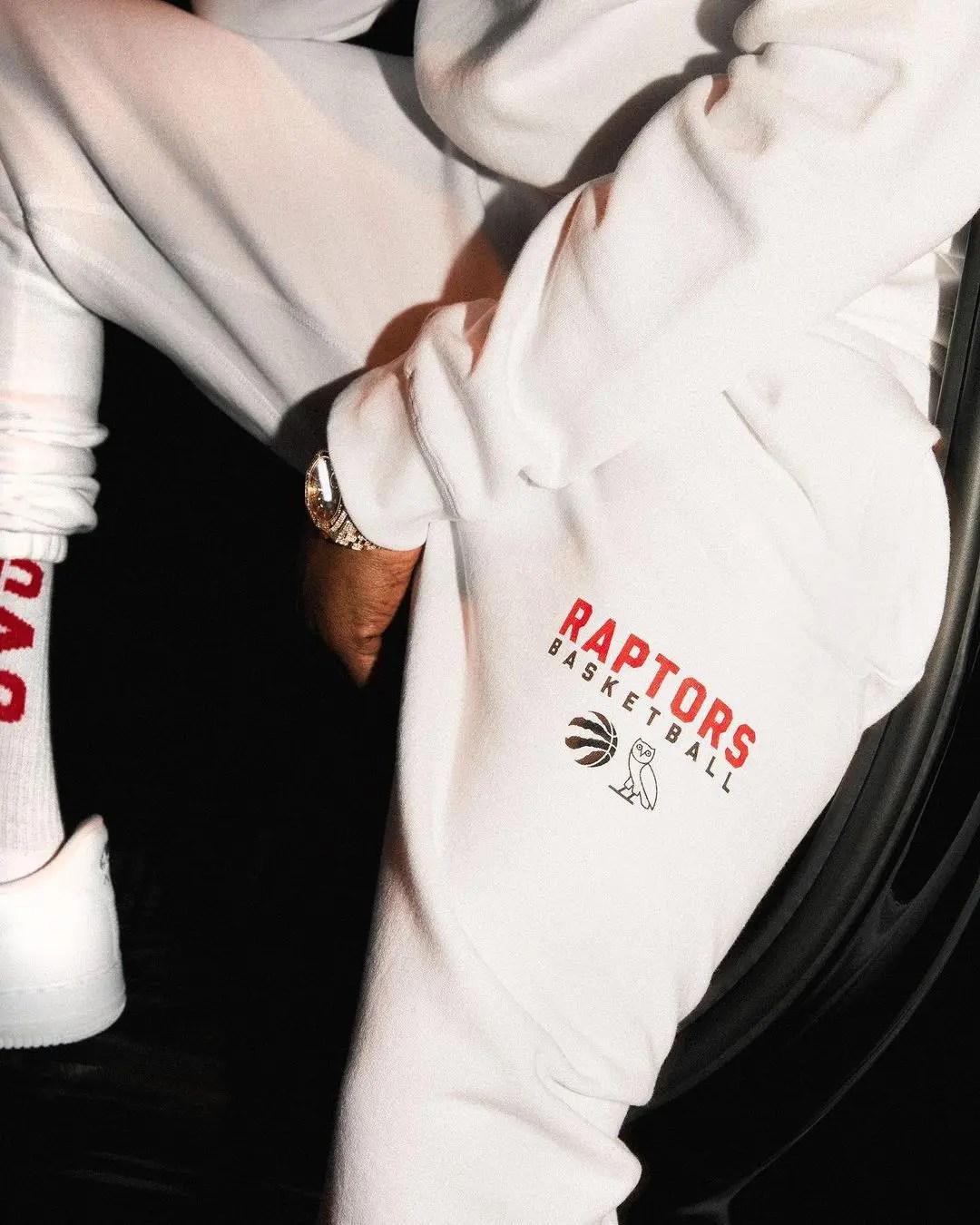 """""""OVO x Toronto Raptors"""" Découvrez la nouvelle collection"""