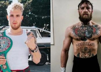 Jake Paul veut se battre contre Conor McGregor et lui offre 50 millions