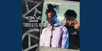 Pour bien finir l'année, Koba LaD sort le clip de « Tout les jours » en featuring avec Shotas.