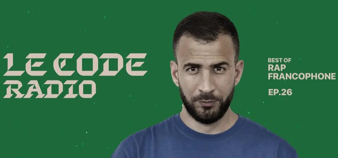 """Mehdi Maïzi partage aujourd'hui son Top 20 des albums Rap Francophone de 2020, dans son show audio hebdomadaire """"LE CODE Radio"""" sur Apple Music."""