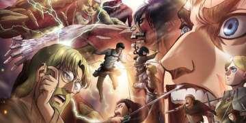 L'Attaque des Titans (Shingeki no Kyojin) Saison 4 Épisode 6 streaming