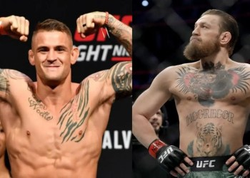 Conor Mc Gregor VS Dustin Poirirer