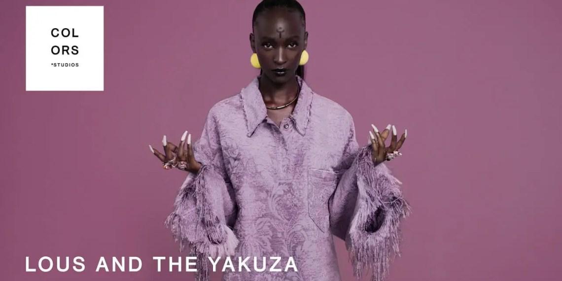Lous and the Yakuza