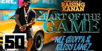 "Découvrez le clip de l'opening de « Power Book III Raising Kanan"" de 50 Cent ""Part of the Game""."