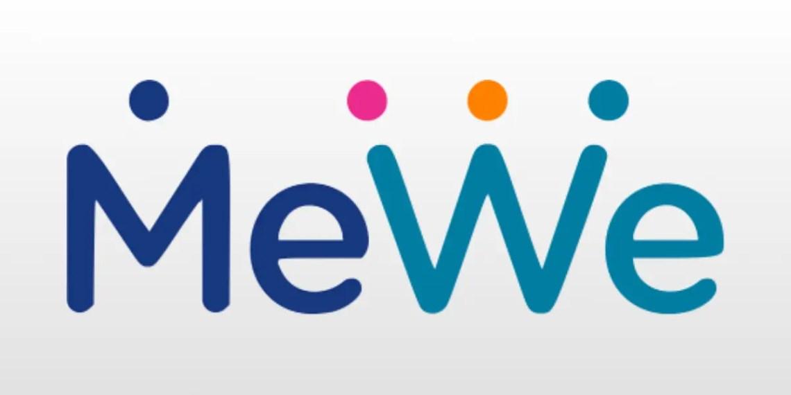 Le réseau social MeWe gagne 2,5 millions de nouveaux membres en une semaine !