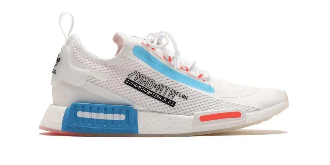 Découvrez la nouvelle Adidas Originals NMD_R1 Spectoo