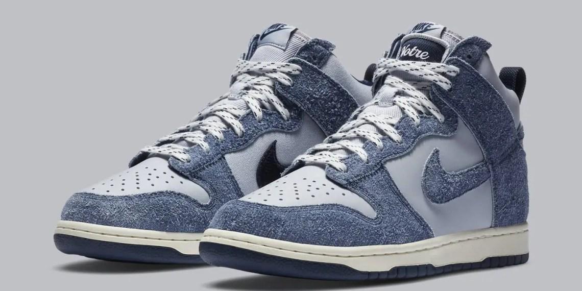 Nouvelle Collab Notre X Nike