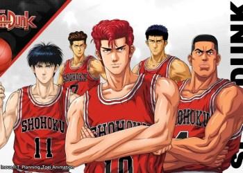 le manga Slam Dunk va avoir droit à un nouveau film d'animation !