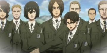 "L'attaque des Titan (Shingeki no Kyojin) saison 4 épisode 12 ""Guides"" - streaming"