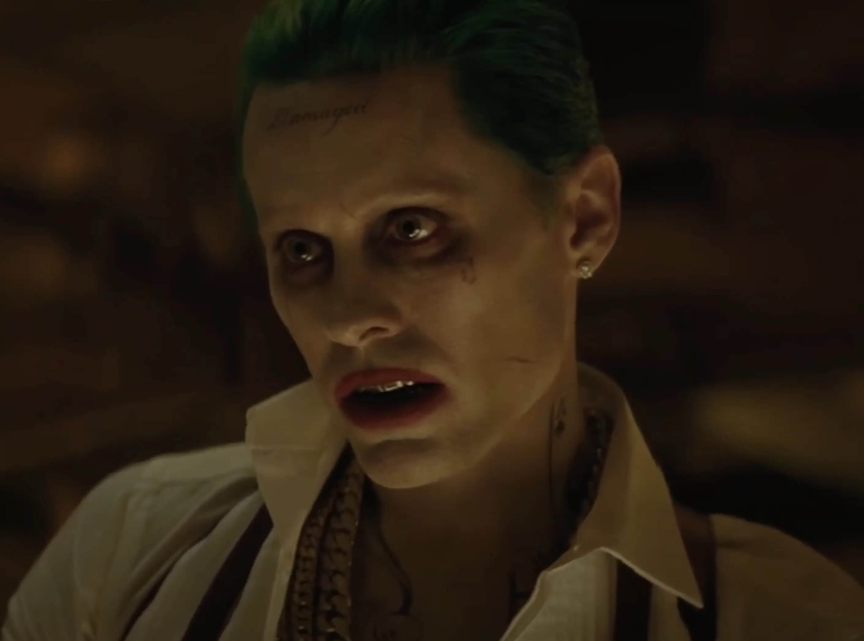 Zack Snyder a révélé la nouvelle version du Joker de Jared Leto