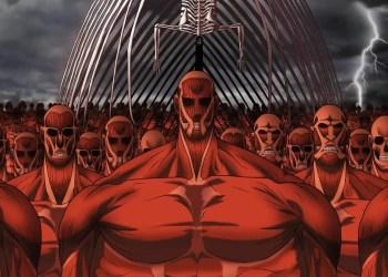 Shingeki no Kyojin : Kawakubo Shintaro fait le point sur l'attaque de Titan Scan 137
