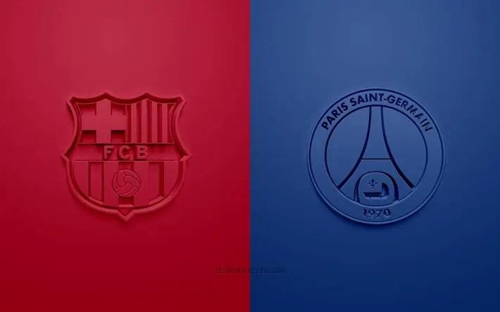 Ligue des champions : Regarder Barcelone vs PSG en live streaming gratuit