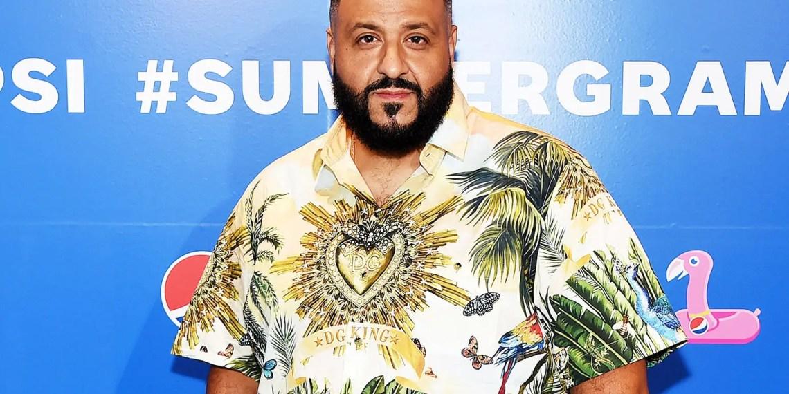 """DJ Khaled collabore avec Nas et Roddy Ricch pour """"Khaled Khaled""""."""
