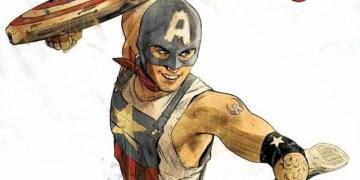 Le nouveau Captain America de Marvel est un activiste LGBTQ+ !