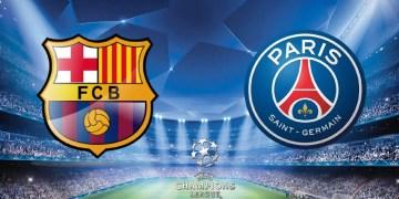 Ligue des Champions : Regarder Paris Saint-Germain (PSG) vs Barcelone en streaming.