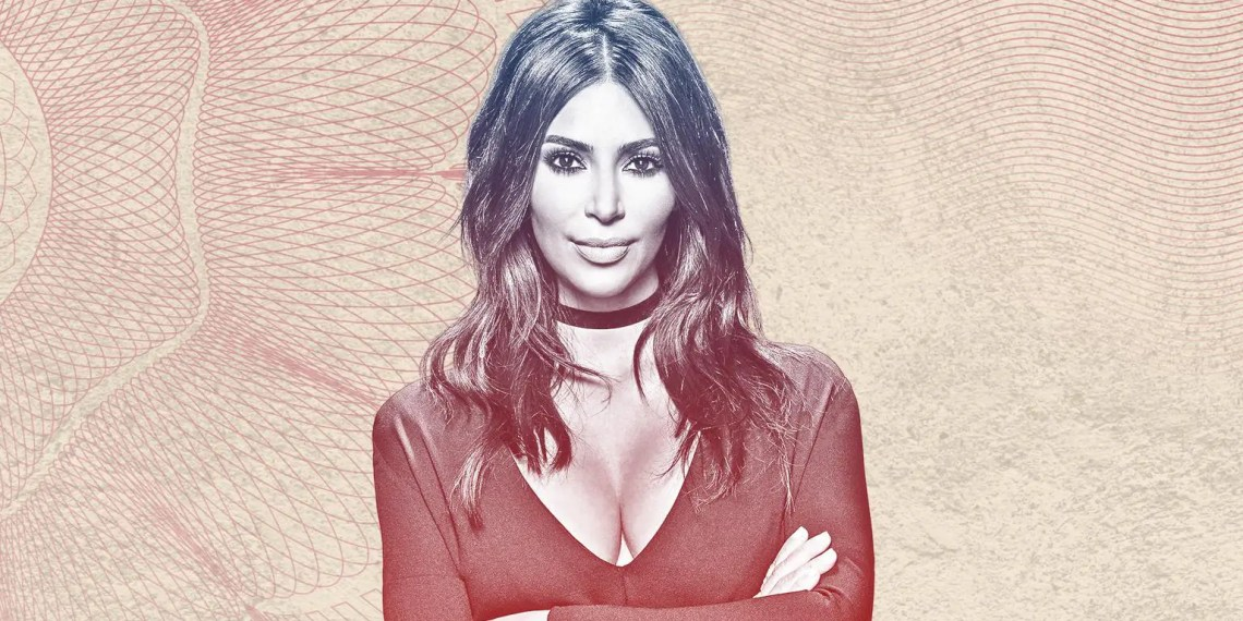 Kim Kardashian est officiellement évaluée à plus d'un milliard de dollars
