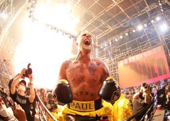 Jake Paul a battu Ben Askren avec un stupéfiant KO au 1er round.