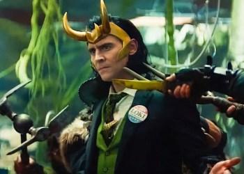 Découvrez le dernier Trailer de la série Loki de Disney +.