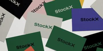 StockX nous dévoilé son tout nouveau logo