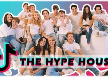 Netflix travaille maintenant sur une télé-réalité Tiktok Hype House.