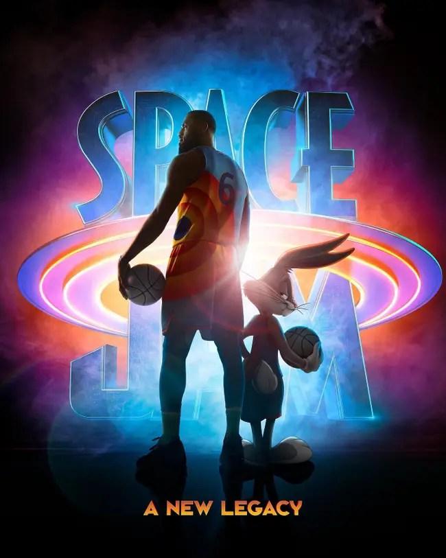 SPACE JAM : A NEW LEGACY : la première bande-annonce est dispo !