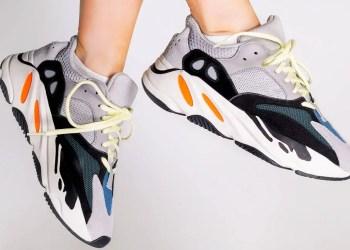 "Adidas Yeezy Boost 700 ""Wave Runner"" sera de nouveau disponible"