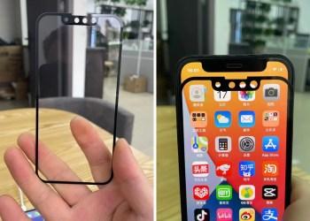 Une encoche encore plus réduite pour l'iPhone 13.