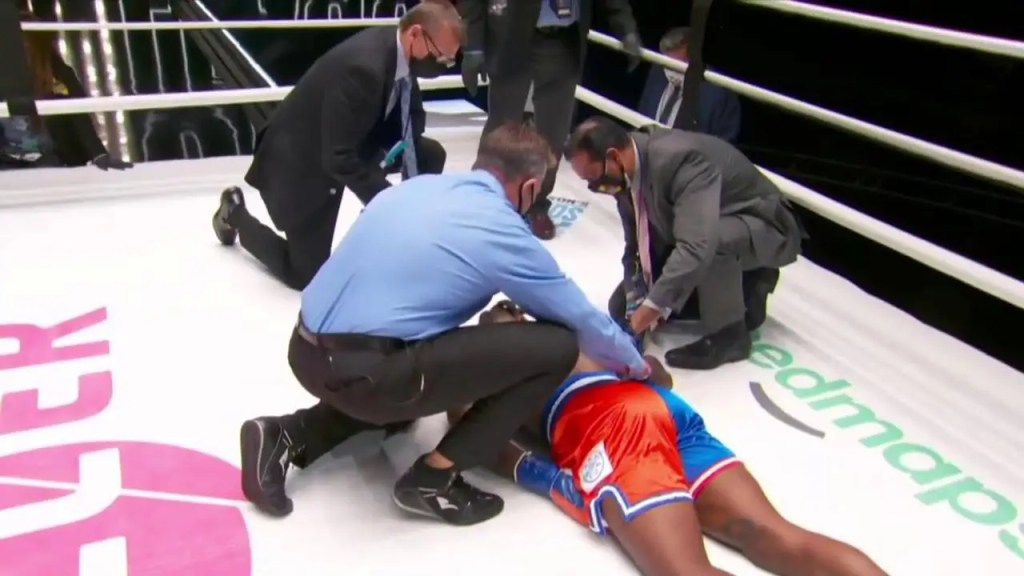 Le KO de Nate Robinson par Jake Paul devient un NFT à 10 millions de dollars