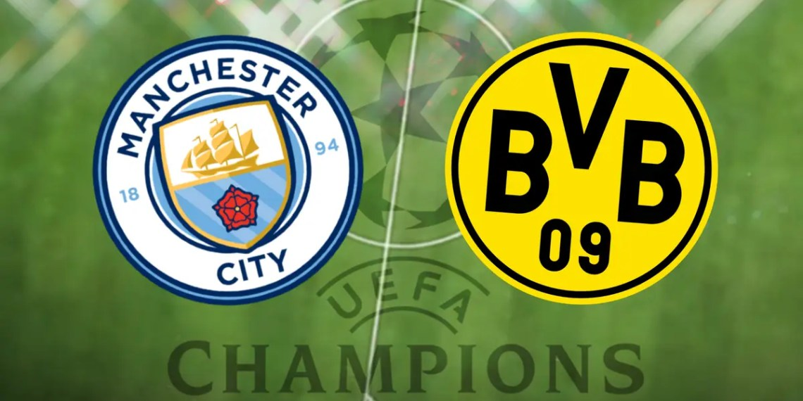 Regarder Manchester City - Borussia Dortmun en streaming live