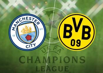Regarder Manchester City - Borussia Dortmun en streaming live