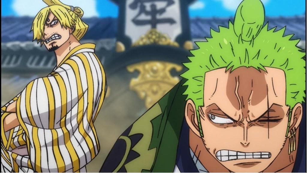 One Piece Chapitre/Scan 1013 Date de sortie et Spoilers