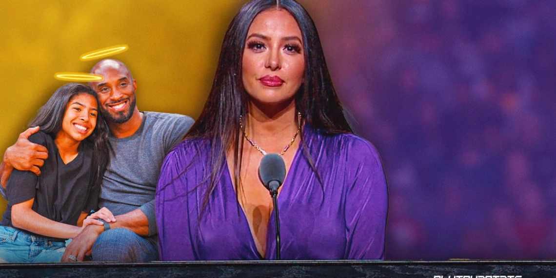 Vanessa Bryant a rendu hommage à Kobe Bryant avec un discours puissant au Hall of Fame