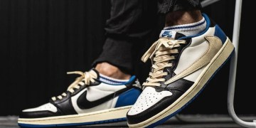 Découvrez la collaboration entre Travis Scott et Air Jordan 1 Low !