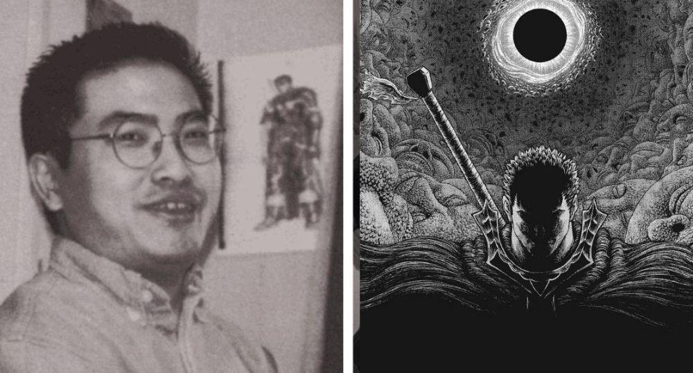 Berserk atteint des sommets suite à la mort de son mangaka
