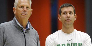 Les Celtics change de GM et de coach dès leur élimination de play-off