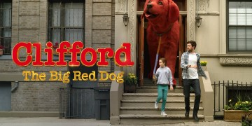 """Clifford bande annonce Clifford the Big Red Dog"""" film"""