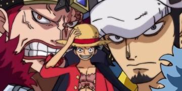 Lire One Piece Chapitre / Scan 1017 : Date de sortie, récup ...