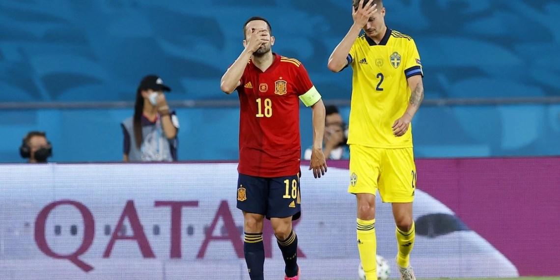 Espagne-Suède : Les Espagnols tombent sur Olsen
